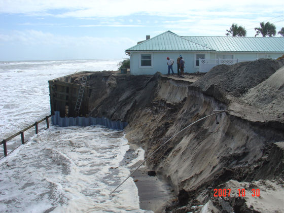 South Ponte Vedra Beach Erosion